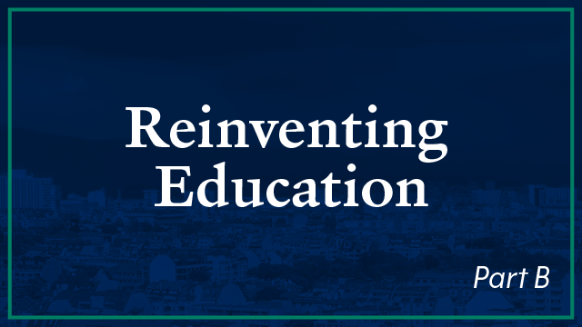 Work Group - Reinventing Education