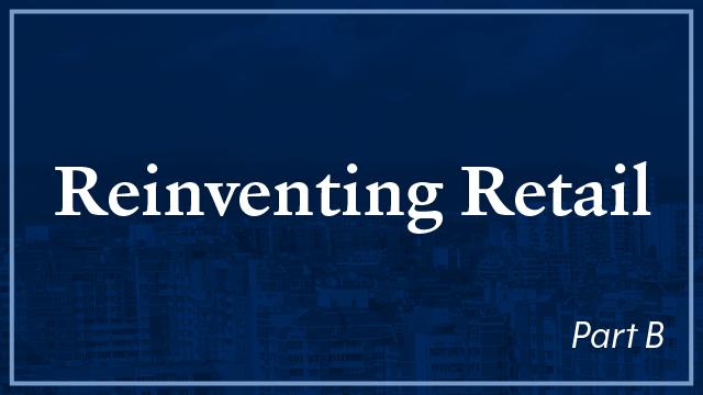 Work Group - Reinventing Retail
