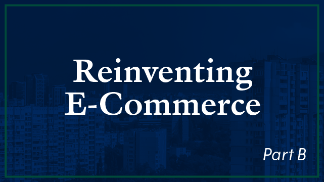 Work Group - Reinventing eCommerce