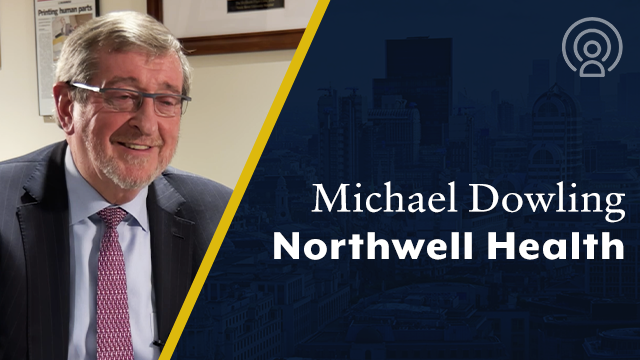 Podcast: Associated Press, Michael Dowling CEO