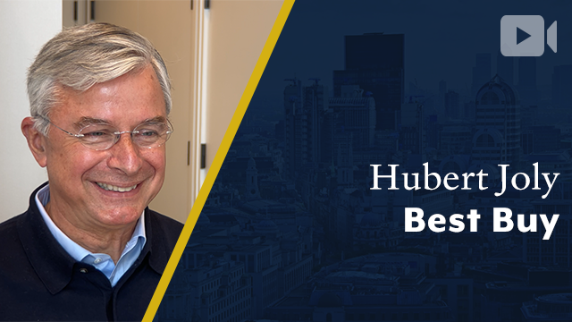 Best Buy, Hubert Joly, CEO