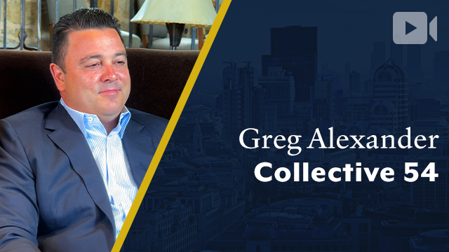Collective 54, Greg Alexander, Founder