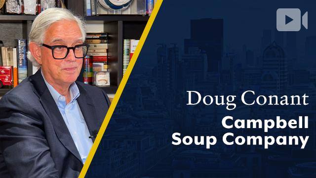 Campbell Soup Company, Doug Conant, Former CEO